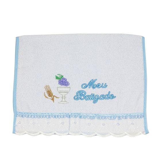 Toalha-Batizado-Azul-Claro-506b