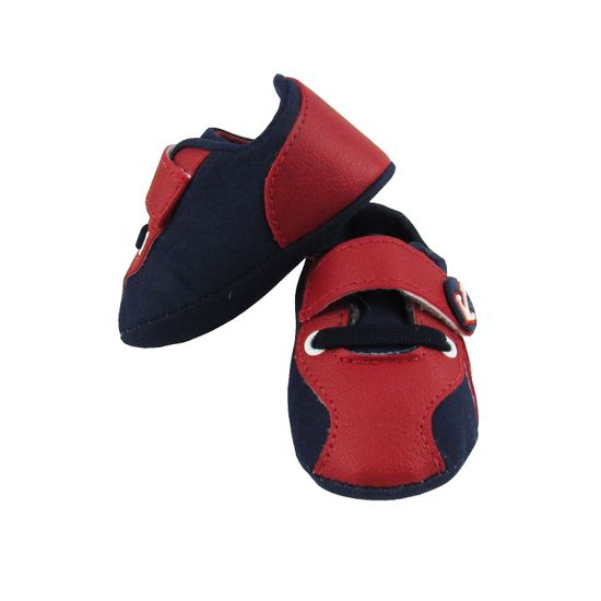 Chuteira-Masculina-Vermelha-Azul-Marinho-MB-102039a