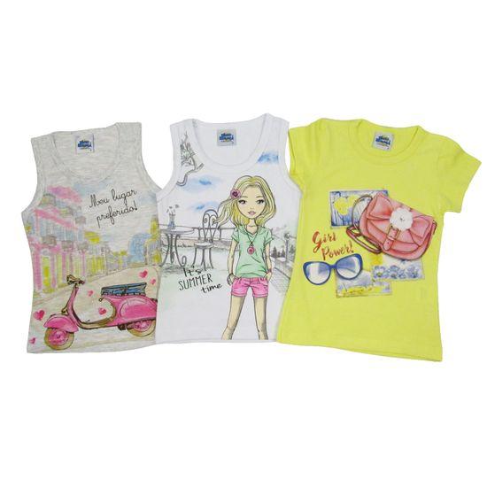 BIB-004-Kit-Blusa-Feminina-Cinza-Branco-Amareloa