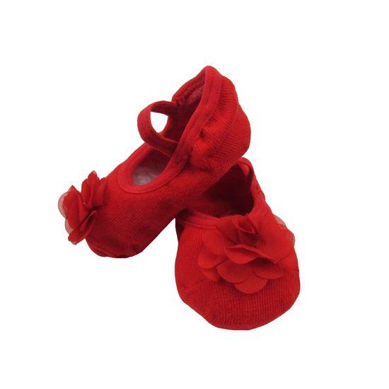 Meia-Sapatilha-Vermelha-Flor-E-1930a
