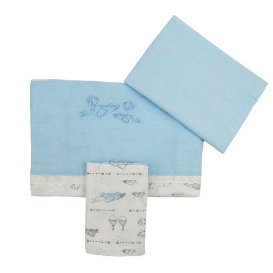 Lecol-para-Carrinho-Azul-Claro-P-2170a