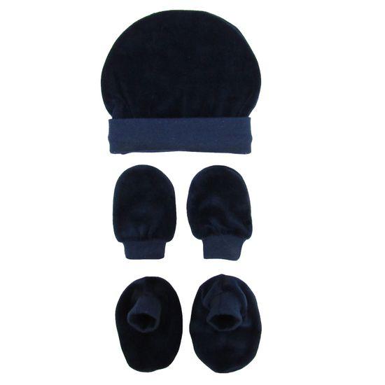Kit-Touca-Luva-Sapato-Azul-Marinho-MB-99007a