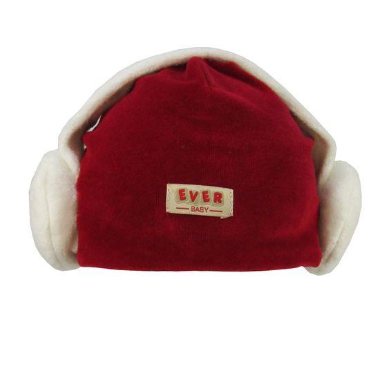 Touca-Vermelha-Headphone-E-6070a 932cdd6580b