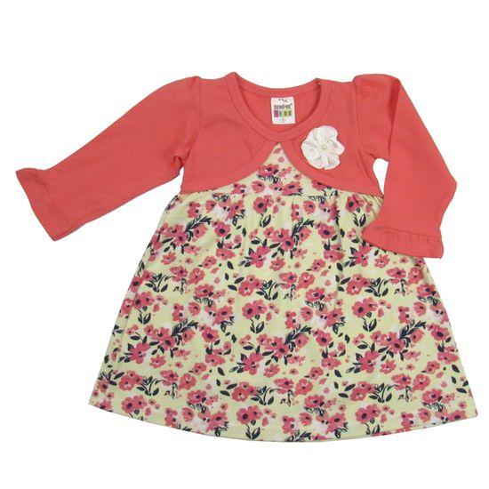 Vestido-Salmao-Creme-Floral-SK-6546a