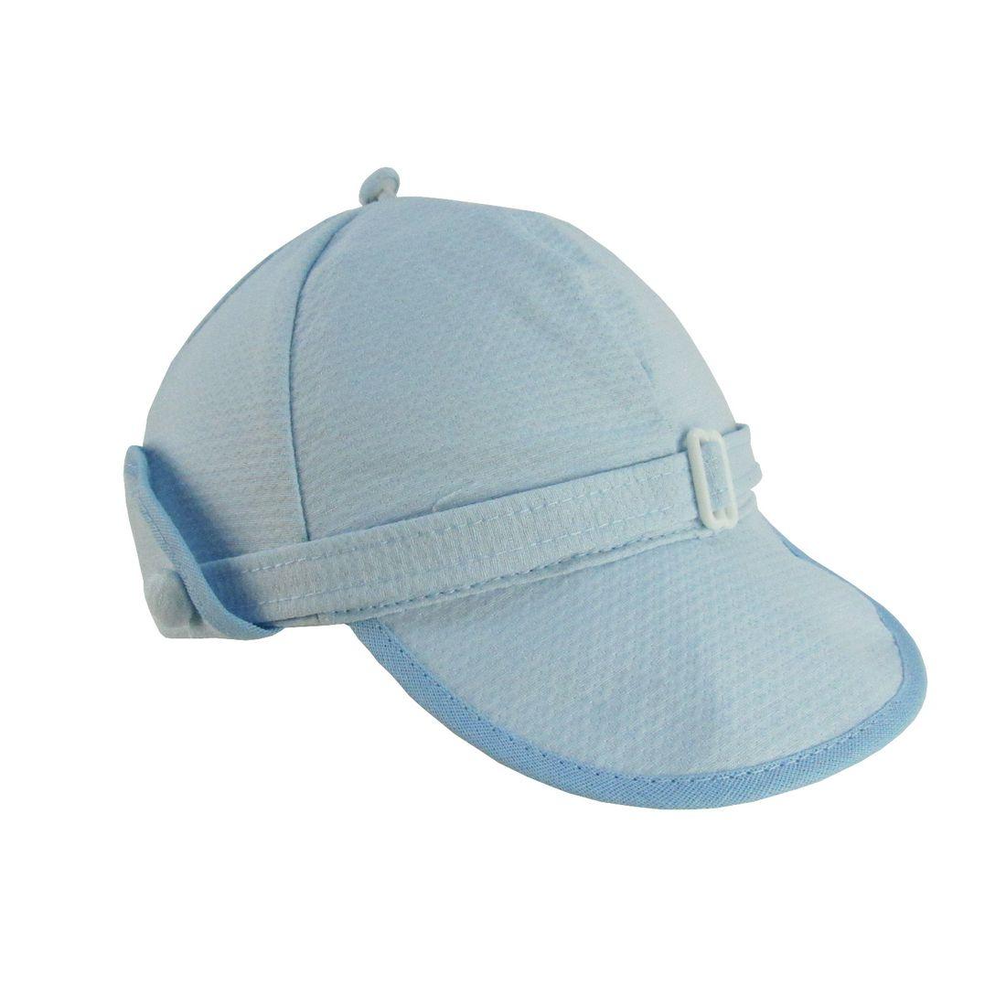 Boné Bebê Masculino Azul Claro - poetique b88e6e3dd16