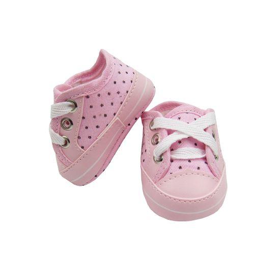 Tenis-Bebe-Feminino-Rosa-Poas-Cadarco-BS-T40a