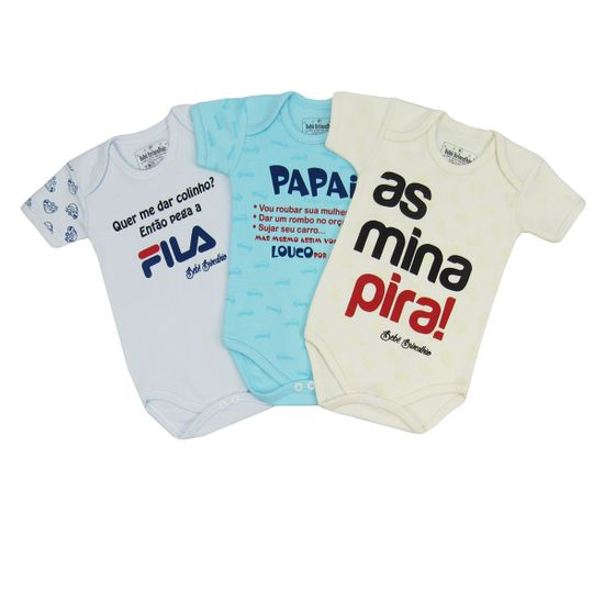 Kit-Body-Bebe-Masculino-Fila-Papai-Mina-BB-040a