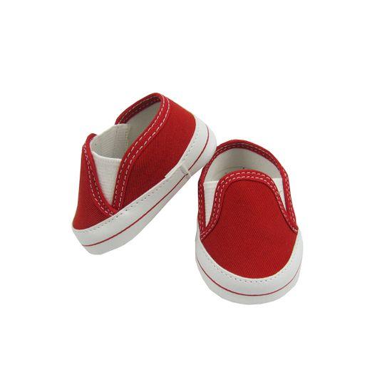 Sapato-Keds-Bebe-Unissex-Vermelho-Elastico-BS-TS1a