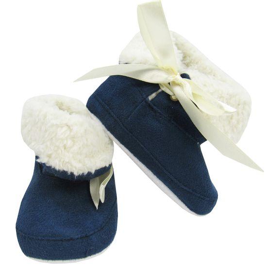 Bota-Bebe-Feminina-Pelucia-Azul-Marinho-E-9517aa