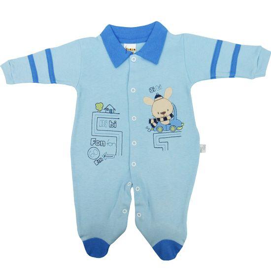 Macacao-Bebe-Masculino-Manga-Longa-com-Pe-Azul-PP-96b