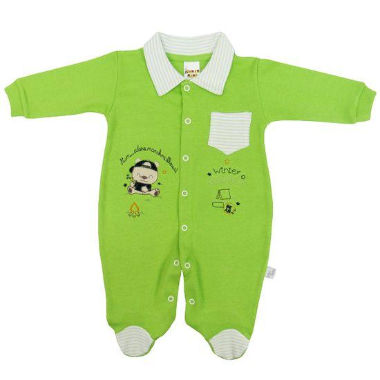 Macacao-Bebe-Masculino-Manga-Longa-com-Pe-Verde-PP-97a