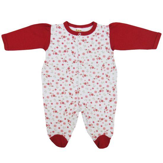 Macacao-Bebe-Feminino-Manga-Longa-Pe-Floral-Vermelho-PP-112a