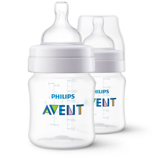 Mamadeira-Philips-Avent-Classic-125ml-Kit-com-2-Unidades-S-844725a