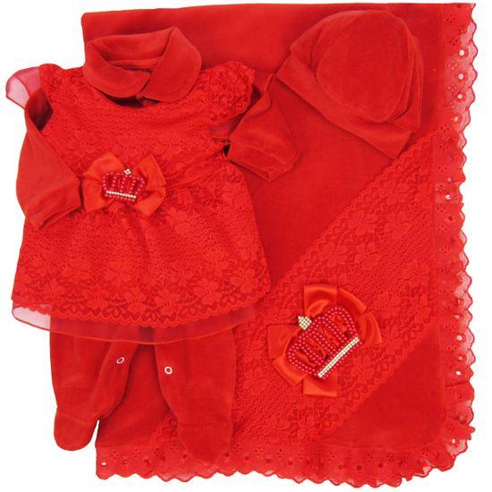 Saida-de-Maternidade-Feminina-em-Plush-e-Renda-Vermelha-D-1523a