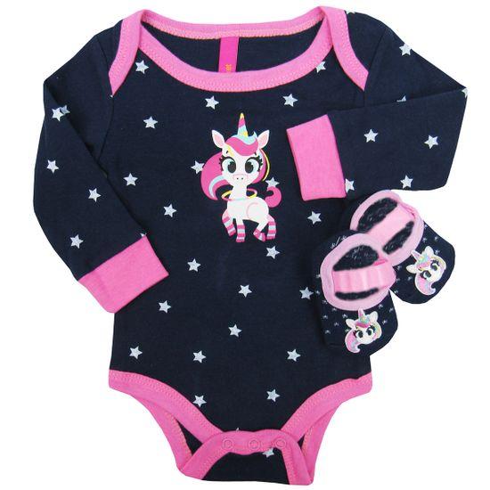 Body-Puket-Bebe-Manga-Longa-Feminino-Sapatilha-Azul-Marinho-Unicornio-P-030200454a