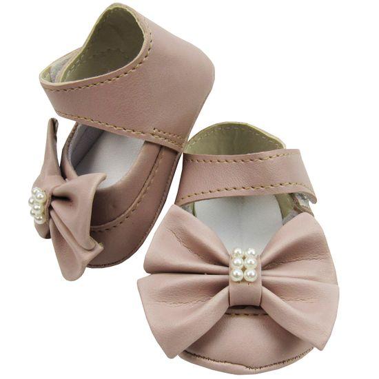 Sapato-Bebe-Feminino-Rose-com-Perolas-MB-99072a