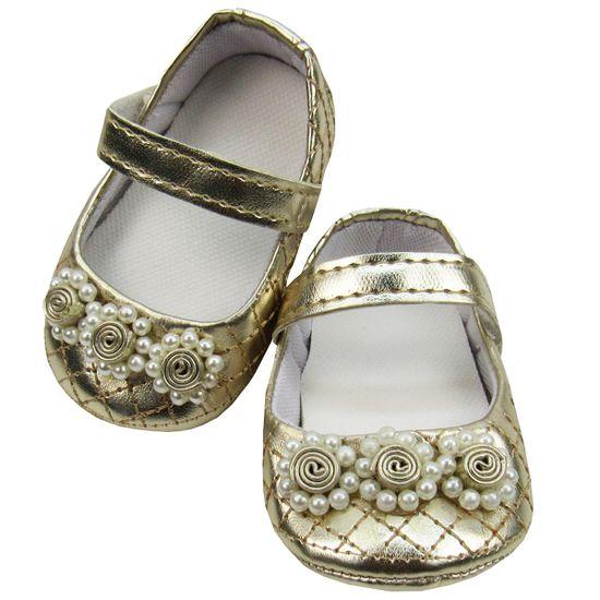 Sapato-Bebe--Feminino-Matelasse-Dourado-MB-207013a