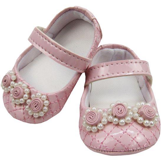 Sapato-Bebe-Feminino-Matelasse-Rosa-MB-207014a