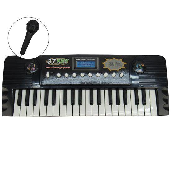 Teclado-Eletronico-Musical-Microfone-Preto-BBR-2734aa