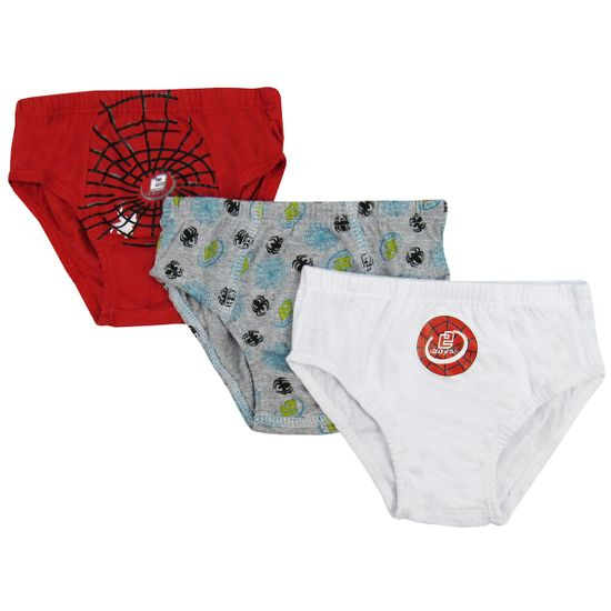 Cueca-Infantil-masculina-Aranha-Kit-com-3-Unidades-E-6065a