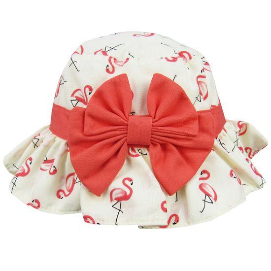 Chapeu-Bebe-Feminina-Creme-Flamingo-E-3092ba