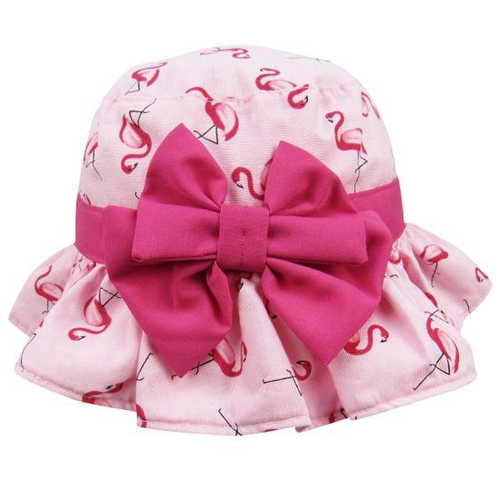 Chapeu-Bebe-Feminina-Rosa-Flamingo-E-3092a
