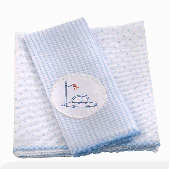 Paninho-de-Boca-Masculino-Branco-e-Azul-Carrinho-P-1547aa