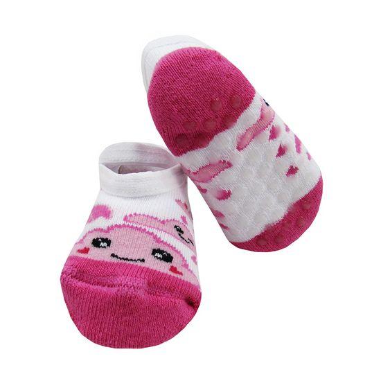 Meia-Bebe-com-Antiderrapante-Feminina-Branca-Pink-W-177.027aa