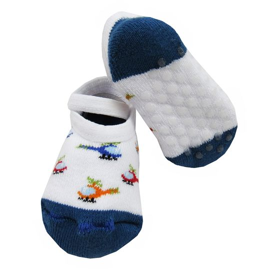 Meia-Bebe-com-Antiderrapante-Masculina-Branca-Azul-W-177.027ca