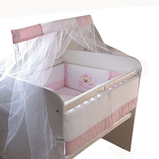 Kit-Mini-Berco-feminino-Rosa-Princesa-BB-301ae