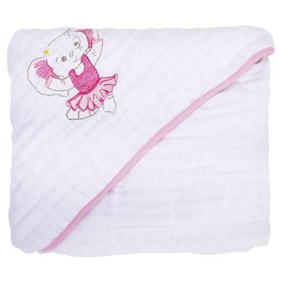 Toalha-com-Capuz-Soft-Feminina-Bordada-Elefante-Bailarina-I-02053323010004a