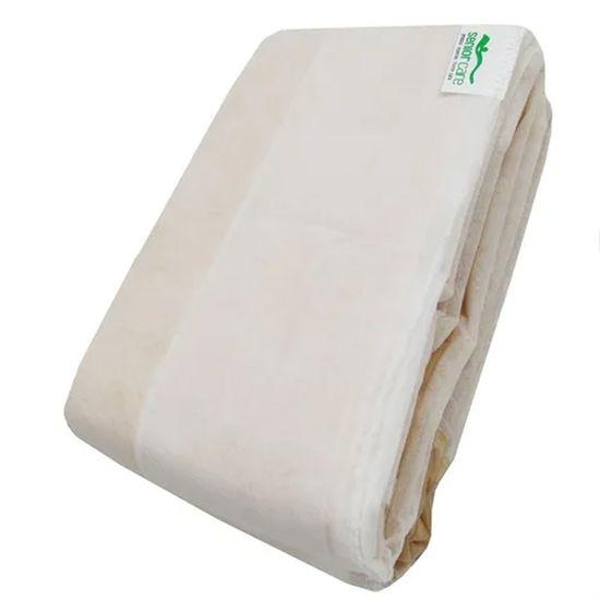 Protetor-para-Colchao-Caixa-de-Ovo-Siliconizado-Solteiro-Bege-SC-1322aa