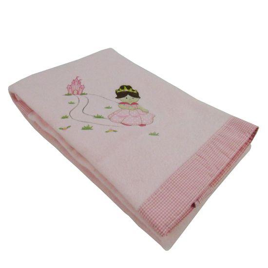 Cobertor-Feminino-Rosa-Bordado-Princesa
