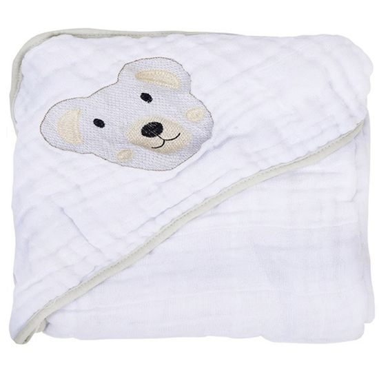 Toalha-com-Capuz-Soft-Unissex-Bordada-Urso